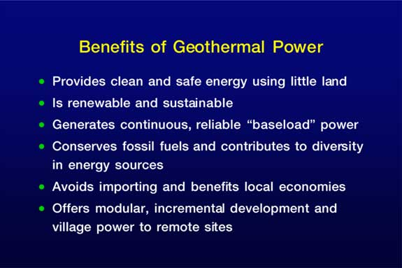 the benefits and limitations of geothermal energy Pros and cons of geothermal energy geothermal energy was once a rarity, but it's growing in popularity today as more homeowners look for less traditional ways to heat and cool their homes for less if you're interested in trading in your furnace and air conditioner for a geothermal heat pump, first consider the advantages and disadvantages of this eco-friendly hvac system.